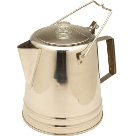 Texsport 14-Cup Stainless Steel Percolator - Dick's Sporting Goods