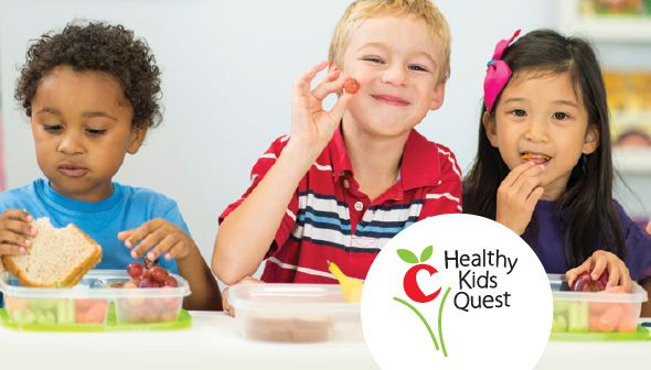 Grade 1 - 3. This free resource package for teachers, from the Canadian Agriculture and Food Museum, encourages students to make healthy lifestyle choices. The Healthy Kids Quest includes fun lesson plans that are suited to curricula across all of Canada's provinces and territories.