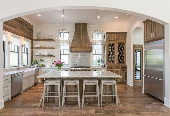 Sinker Cypress Has Become A Huge Design Feature In Homes and