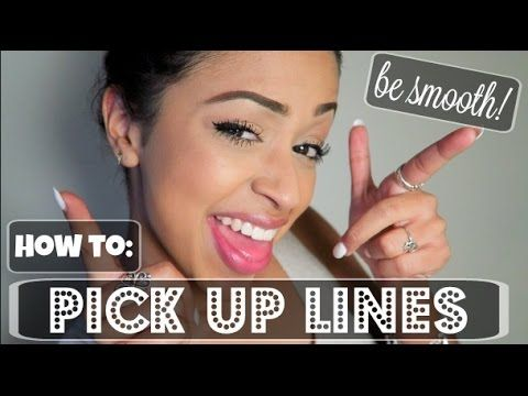 LEARN HOW TO FLIRT! PICK UP LINES WITH LIZZZA | Lizzza - YouTube