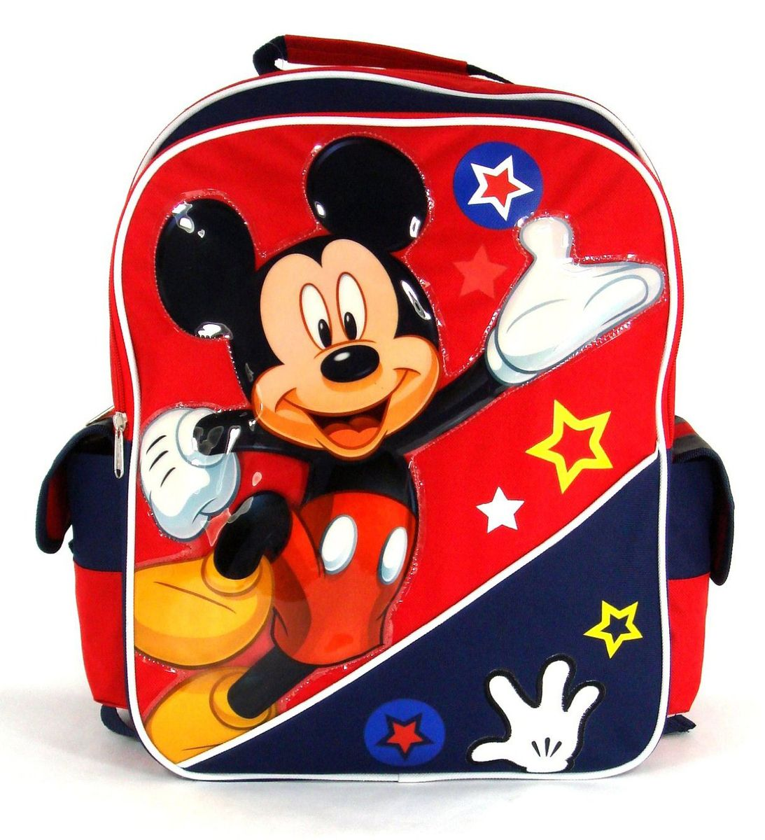 """Disney Large School Backpack Book Bag for Kids Girls Boys Mickey Mouse 16/"""""""