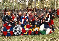 Royal Household (Kinggiyadai Ba'atur) Tags: sca royal combat elspeth attica lochac alfar mordenvale springwar houseattica