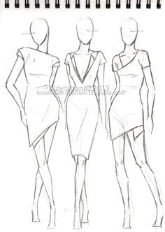 pinterest costume sketches fashion - Szukaj w Google   KOSTIUMY 40\'S ...