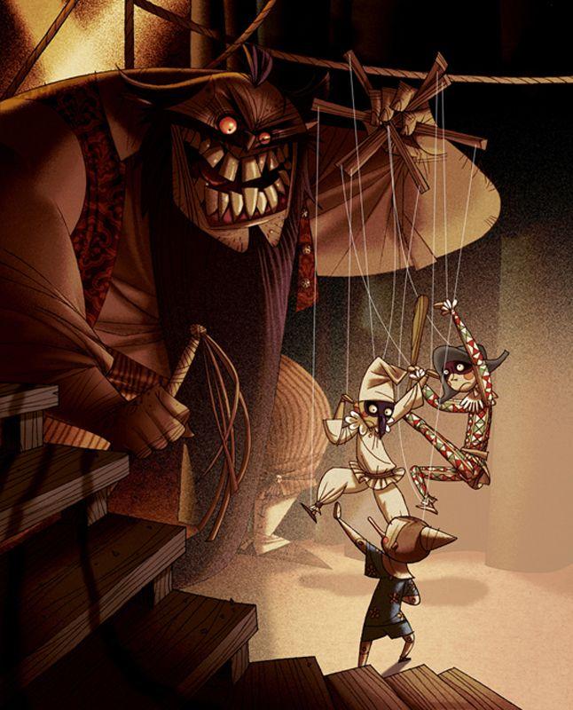 Ramon Pla: Pinocchio 3D para IPAD