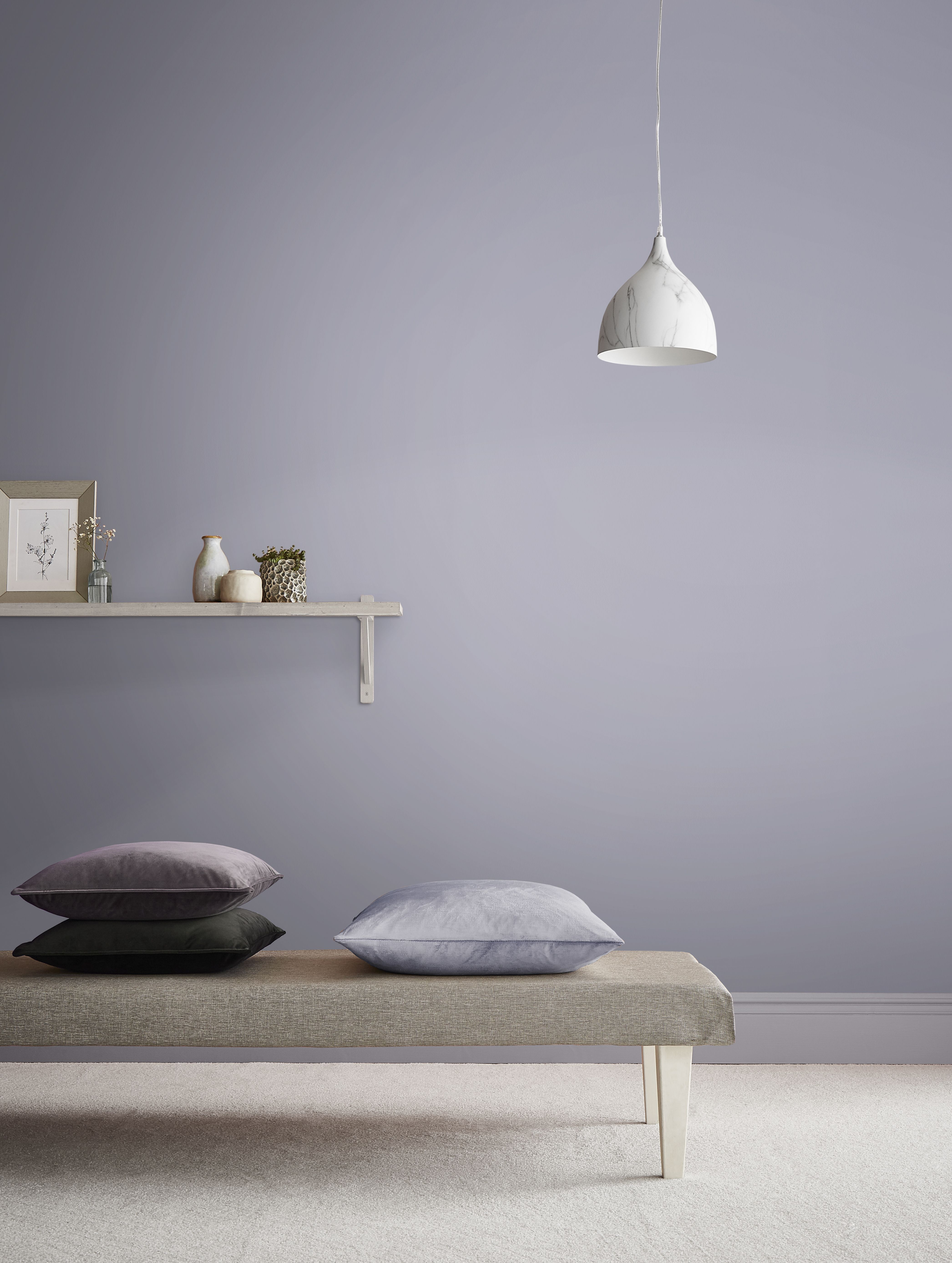 Pin By Nippon Paint Singapore On Purple Nippon Paint Singapore In 2021 Purple Gray Bedroom Walls Lilac Living Room Living Room Grey Gray bedroom wall paint