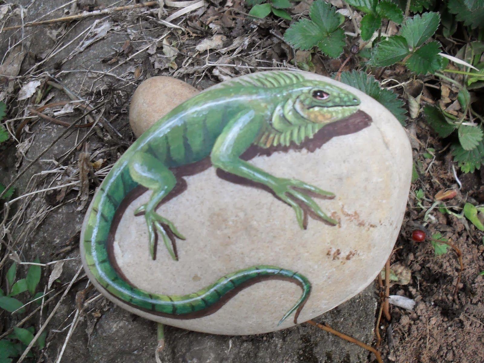 PedraBrasil: Pedras pintadas | Каменное искусство ...