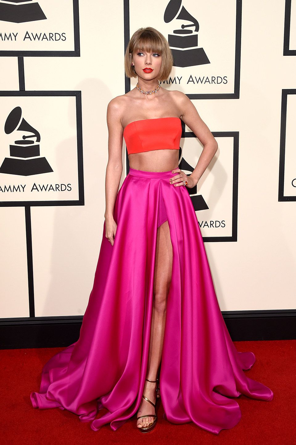 Grammys 2016 Red Carpet Fashion: How Stars Dressed for Music\'s ...