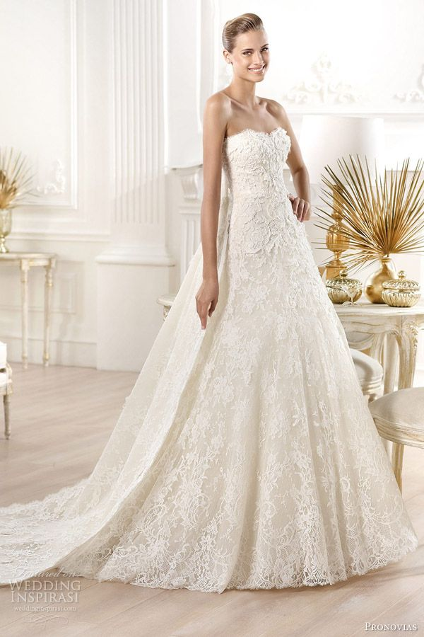 Atelier Pronovias 2014 Wedding Dresses | Atelier pronovias ...
