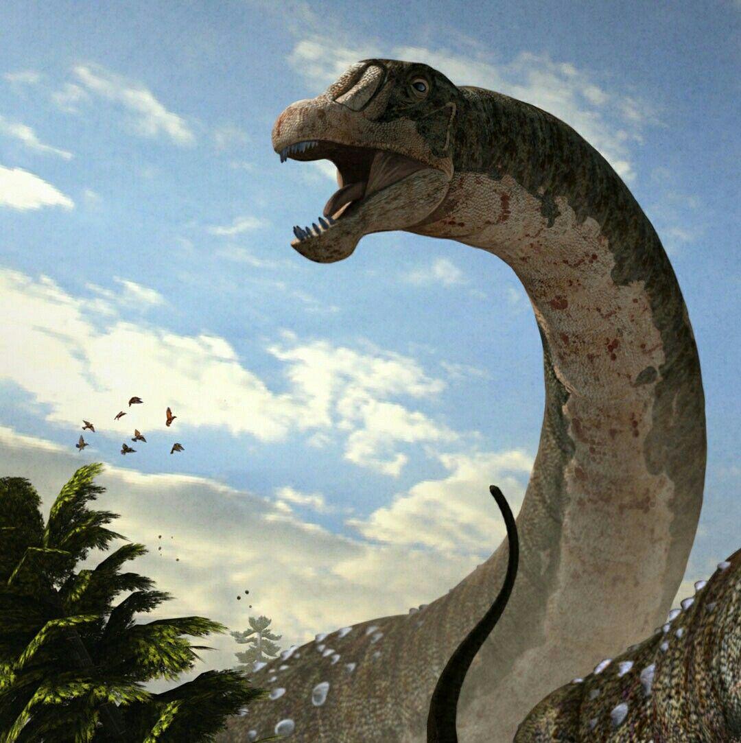 Гигантские динозавры картинки