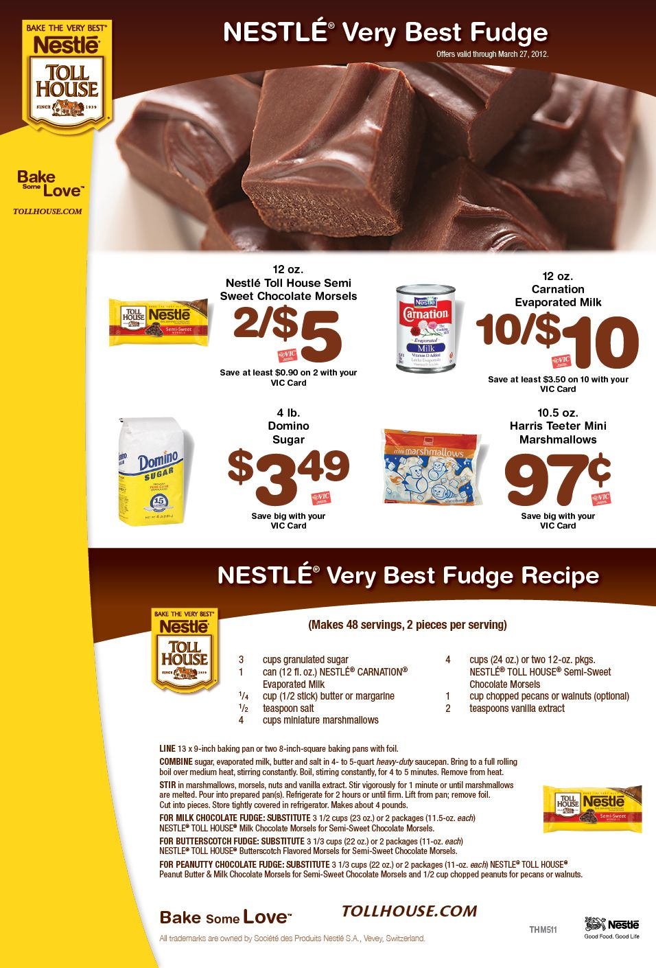 Nestles Fudge, just what I was looking 4!!! | What to eat ...