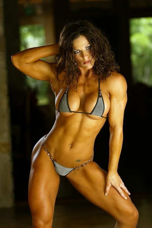Female Bodybuilding Champion Known As Miss Sparkle Arrested In Prostitution Sting