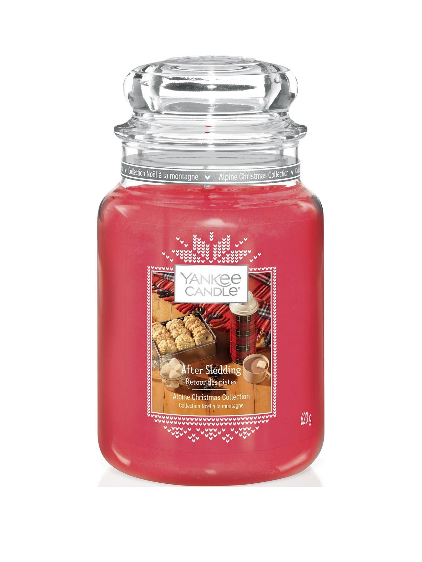 Yankee Candle Alpine Martini Small Jar Candle