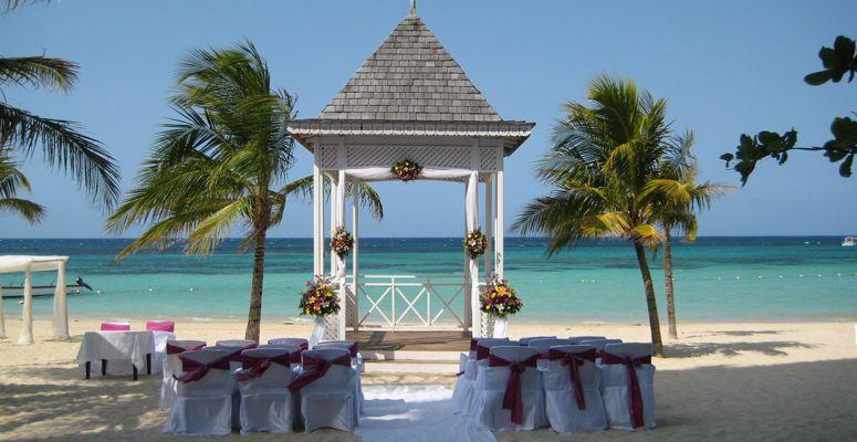 Clubhotel Riu Ocho Rios Wedding In Jamaica Hoteles En Negril