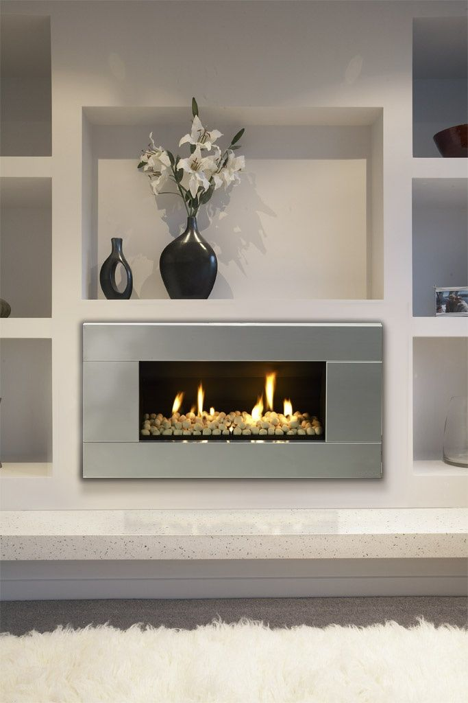 Room Escea ST900 Indoor Gas Fireplace
