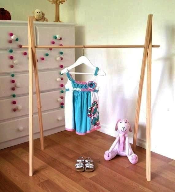Decorativehangerclothing Clochildrens Cloclothing Childrens Clothing Costume Clothes Hanger Stand Cloth In 2020 Wooden Clothes Rack Diy Clothes Rack