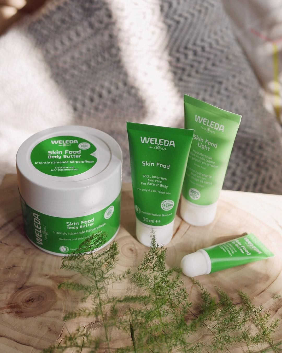 Mother S Day Gift Ideas Thank Her In A Truly Special Way With Our Skin Food Range For The Special Woman Who Has Alwa Weleda Skin Food Skin Food Natural Gifts