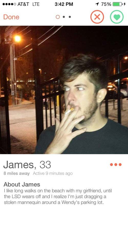 19 Tinder Profiles That Are Absolutely Perfect (With