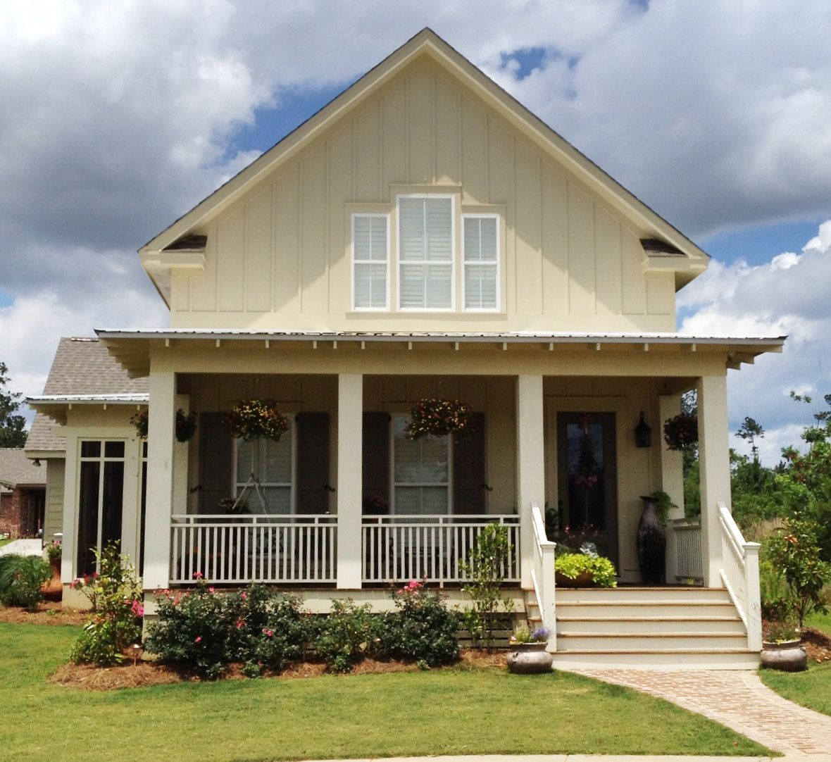 Plan 85058MS Handsome Bungalow House Plan