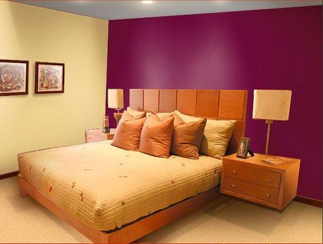 29 Fotos E Ideas Para Pintar Una Habitacion En Dos Colores Pintar Habitacion Decoracion Habitacion Matrimonial Colores Para Dormitorios Matrimoniales