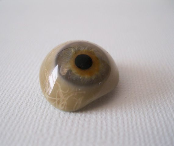 Antique Glass Eye Prosthetic Glass Eye Etsy Antique Glass Unique Collectibles Antiques