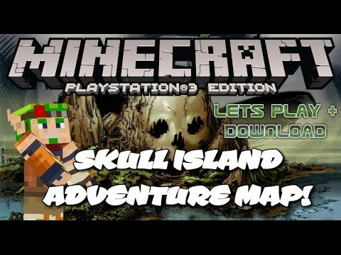 minecraft adventure map download ps3