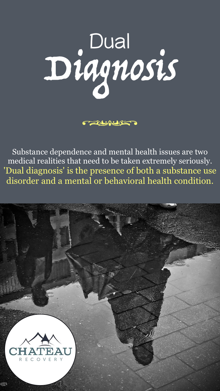 Dual Diagnosis Substance Dependence And Mental Health Issues Are
