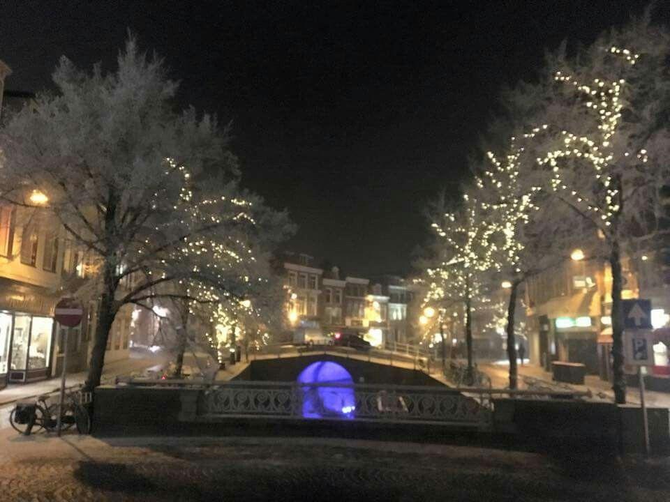 Winter in Leeuwarden