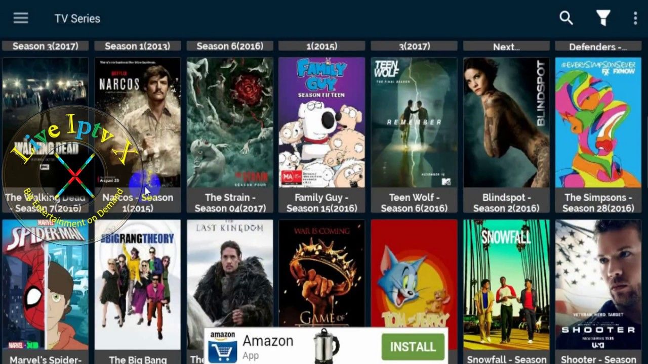 NEW ENTERTAINMENT HUB FOR FREE HD MOVIES TV Shows Anime ON