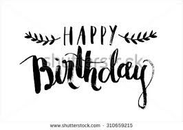 Image result for happy birthday fonts | drawing | Happy