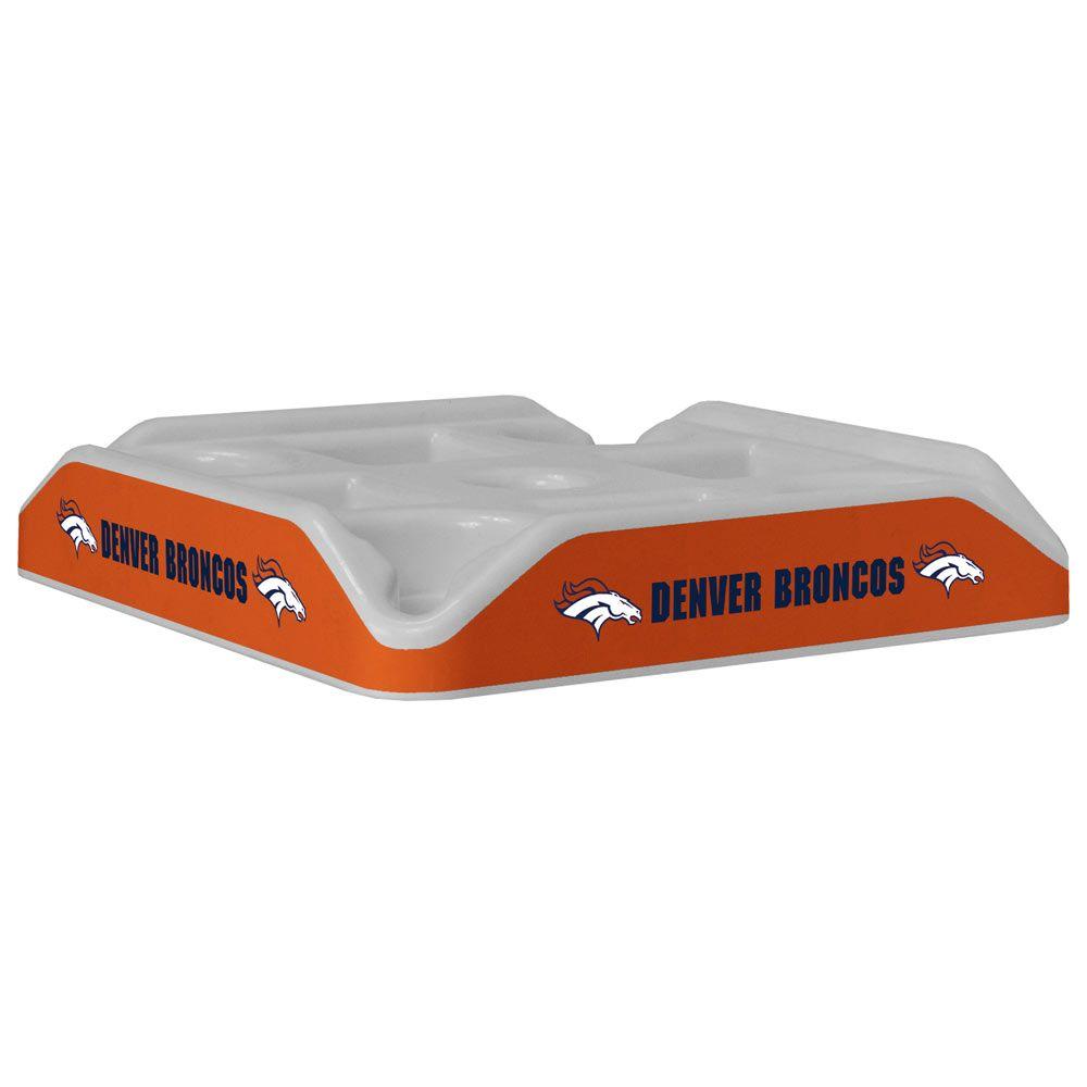 Denver Broncos Canopy Tent Pole Caddy Drink u0026 Condiment Tray  sc 1 st  Pinterest & Denver Broncos Canopy Tent Pole Caddy Drink u0026 Condiment Tray ...
