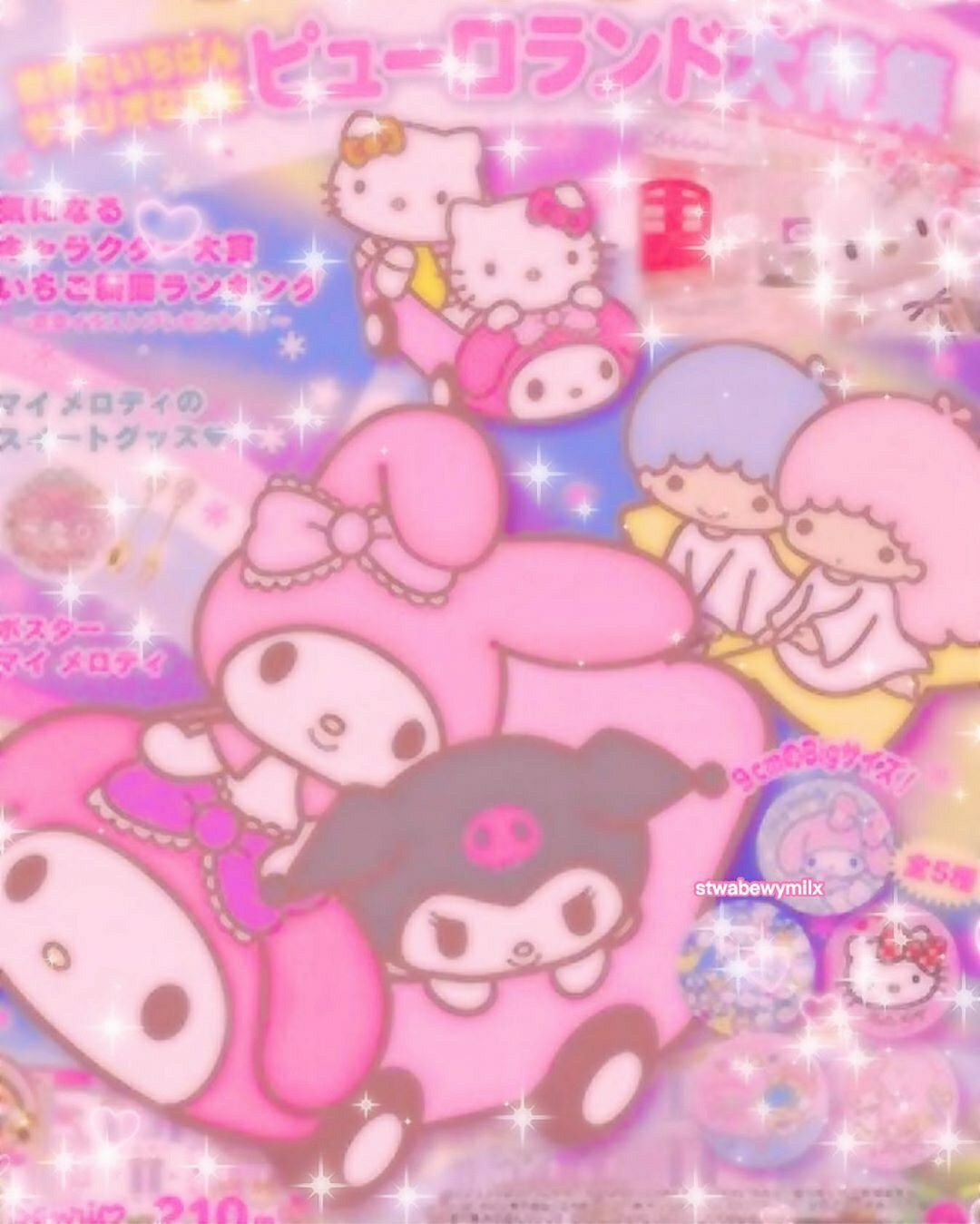 untitled in 2020 sanrio wallpaper anime wall