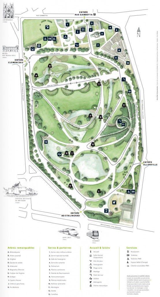 Escapade au Jardin des Plantes de Nantes | Le jardin des plantes ...
