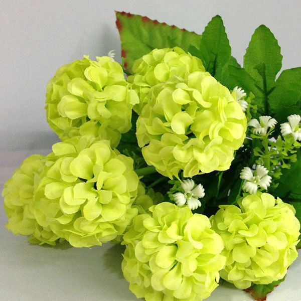 1bouquet artificial green chrysanthemum silk flower floral wedding 1bouquet artificial green chrysanthemum silk flower floral wedding home decor mightylinksfo