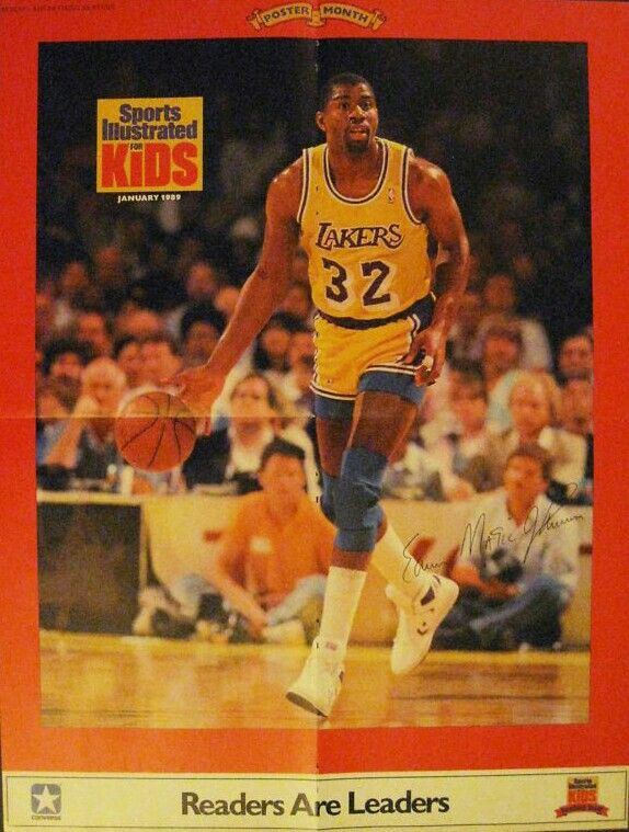 c839af2f27 Magic Johnson | Magic Johnson - Posters | Magic Johnson, Baseball ...