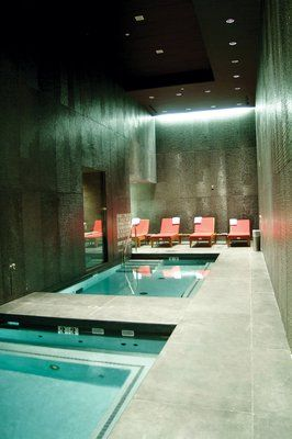 Thebathhouse At Thehotel Attached To Mandalay Bay Day Pass Is 25 Delano Las Vegas Vegas Hotel Las Vegas Hotels