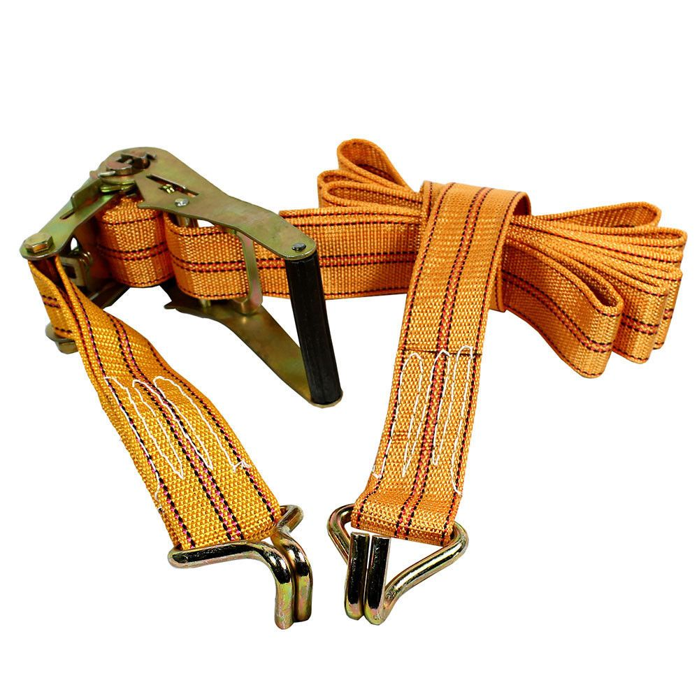 how to use smartstraps ratchet tie downs