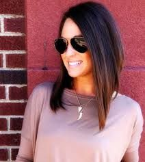 Image result for inverted lob for thick hair