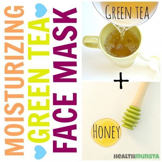 mask acne This moisturizing green tea and honey face mask is antioxidant rich and contains antiaging and antiinflammatory properties too