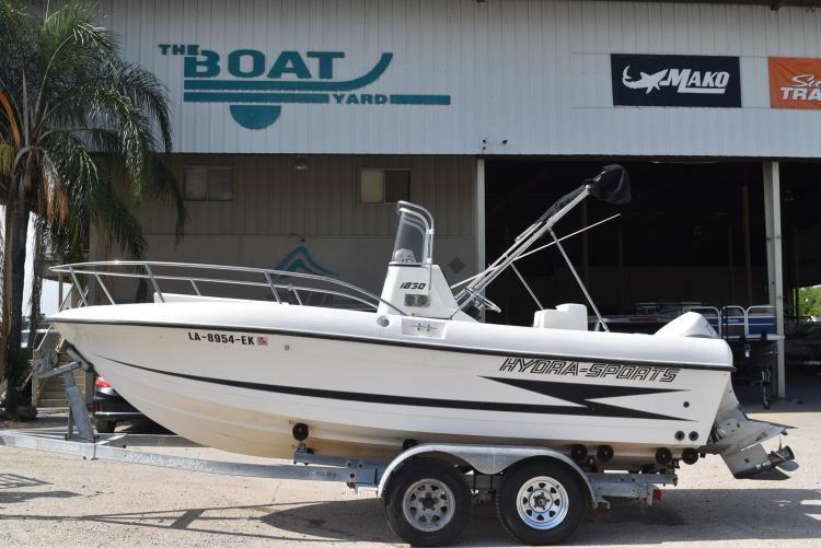 1993 Hydra Sports Boats 185 Marrero LA for Sale 70072