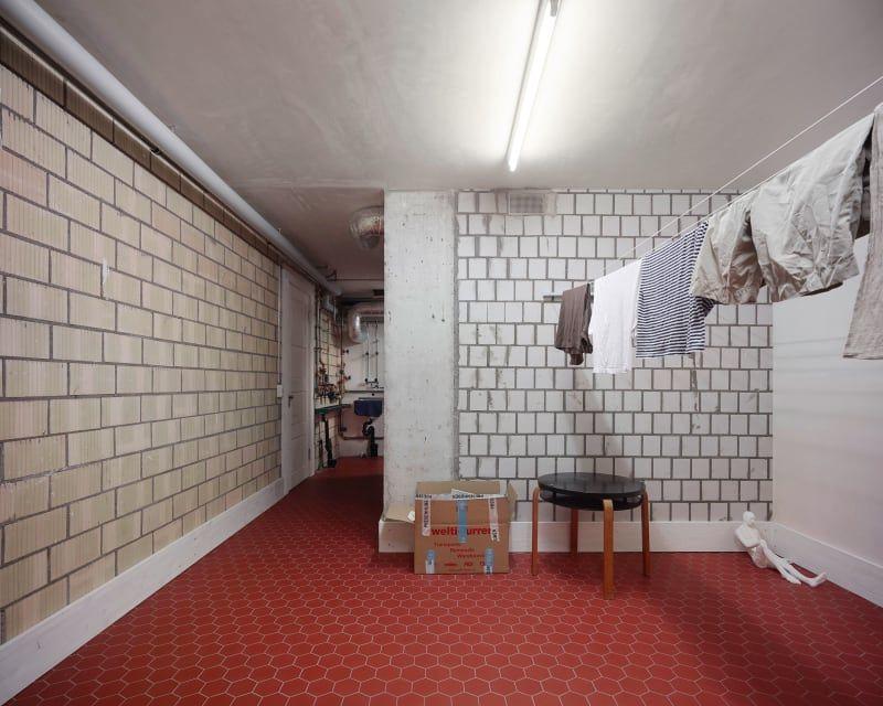 AFGH Andreas Fuhrimann Gabrielle Hächler, Valentin Jeck · Artist's house in Würenlos. Switzerland