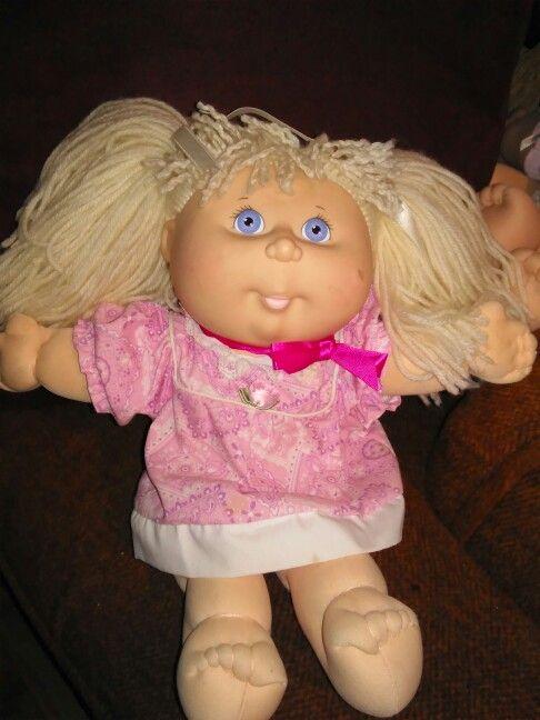 Trixie Kay Lana Stamper Cabbage Patch Dolls Flower Girl Dresses Flower Girl