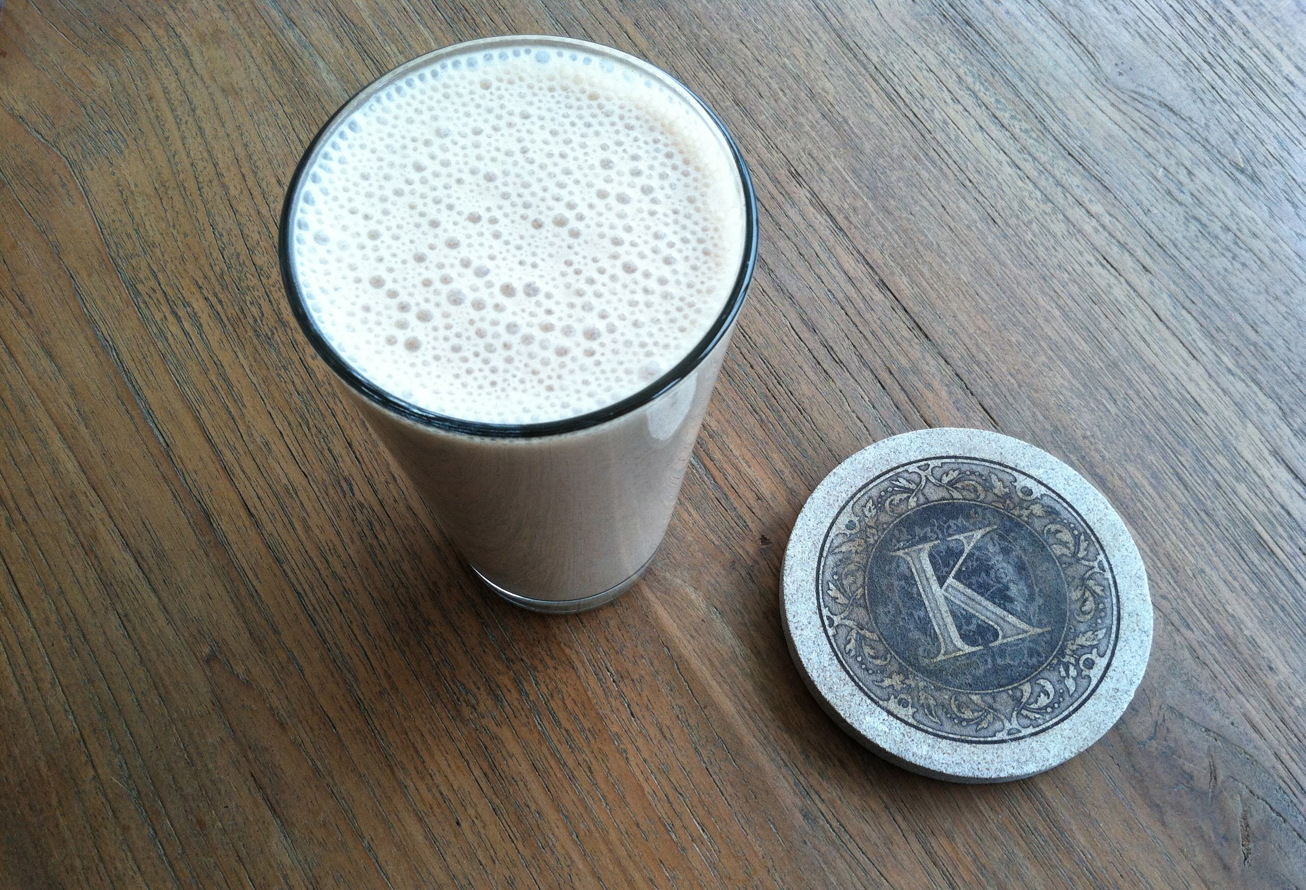 Kefir Smoothie- Keeps me going at the gym!
