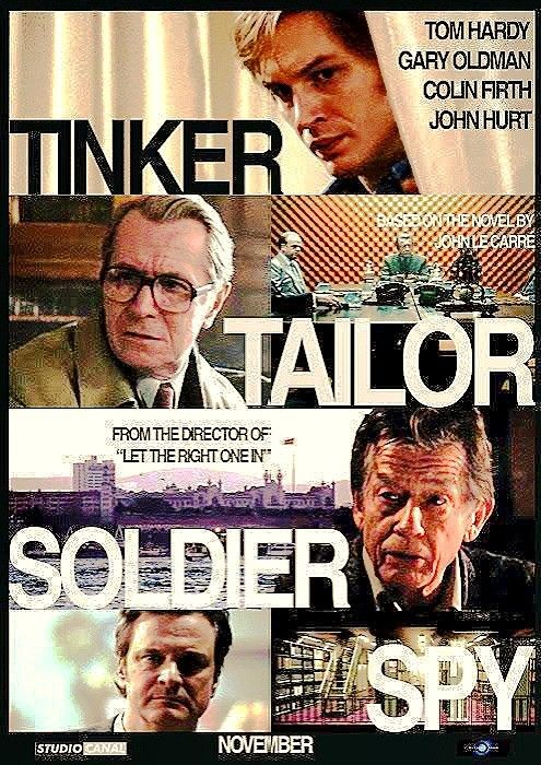 Pin by vinayak on Movie posters Tinker tailor soldier