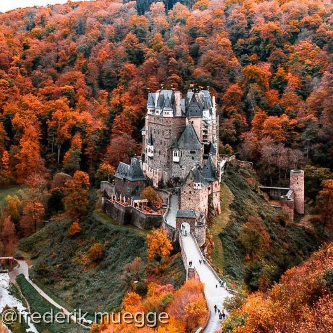 Este Castillo Medieval en Alemania Es Irreal