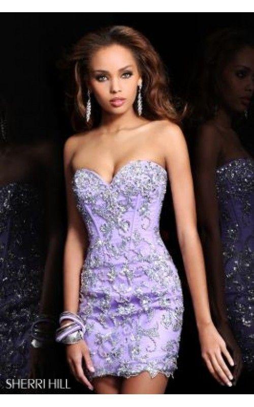 4b907d0d5393 2014 Purple Prom Gown Sherri Hill 2974 by Jody Laura