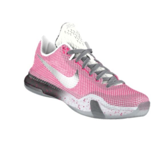 dc10b5589ab0 NikeID Kobe X pink 10