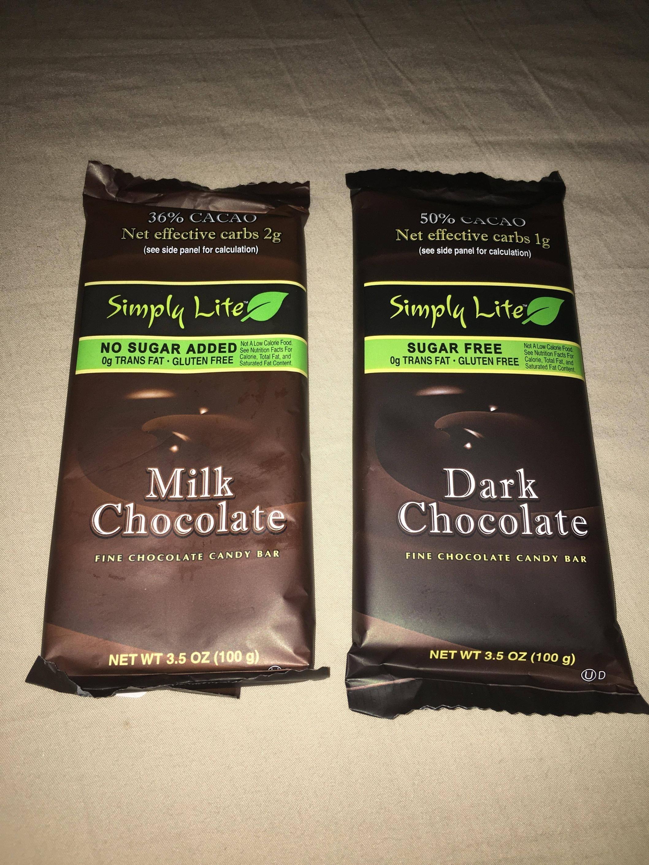 Trader Joes Keto Chocolate Bars 1 Or 2 NET Carbs Per Serving GODSEND