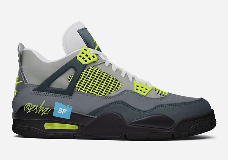 Jordan 4 Air Max Month 2020 Release Info With Images Air
