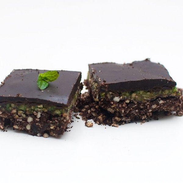 Verdens sunneste konfektkake?