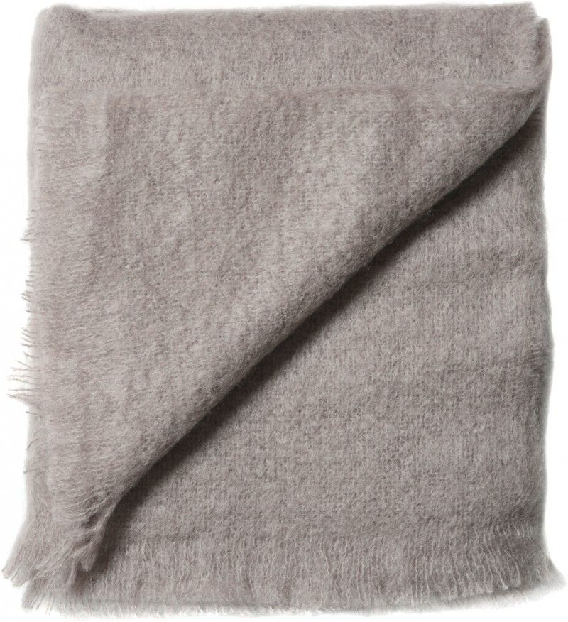 MARGARET HOWELL - MOHAIR BLANKET - TEXTILES - HOME PRODUCT